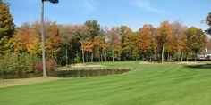 Profitez des belles journées d'automne pour jouer une ronde de Golf entre amis dans le décor du Golf Le Boisé. Le Golf Le Boisé offre un parcours de 18 trous.