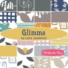 Glimma Yardage Lotta Jansdotter for Windham Fabrics - Fat Quarter Shop