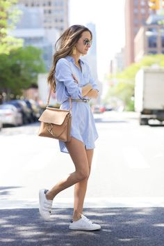 30 Warm-Weather Outfit Ideas You Will Want to Copy Right Now | StyleCaster