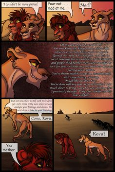 Kiara y kovu, parte 54 Lion King Story, Lion King 1, Lion King Fan Art, King Art, Lion King Images, Lion King Pictures, Disney Memes, Disney Cartoons, Pride Rock