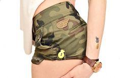camo shorts nosamurai.com