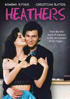 """Veronica Sawyer (Winona Ryder) has sacrificed everything in order to preserve her place in Westerburg High's most impenetrable social clique, the HEATHERS. As the only member of the group not named """"H"""