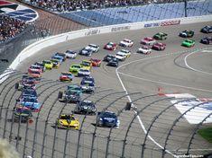 Kobalt Tools 400 Nascar Race Las Vegas