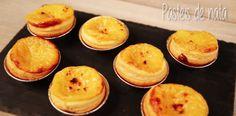 Savourez un petit flan pâtissier, typique du Portugal ! Portugal, Recipes, Kitchens