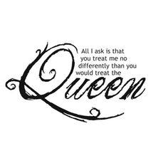 queen quote