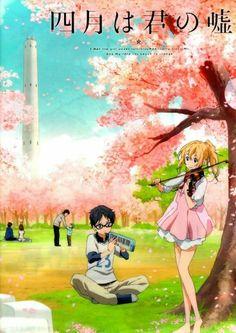 Kaori and Kousei