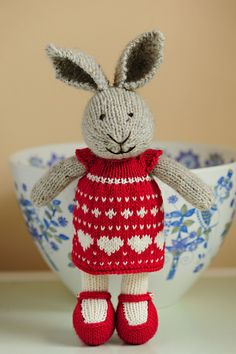 Ravelry: Indrani's Peppa ~ Bunny Girl for my son