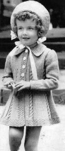 Baby Knitting Patterns Coat Girls Knitted Coat – size 3 to 5 years easy knit coat, girls easy knit jacket Knitted Coat Pattern, Jacket Pattern, Crochet Jacket, Knit Jacket, Coat Patterns, Baby Knitting Patterns, Free Knitting, Crochet Patterns, Crochet For Kids