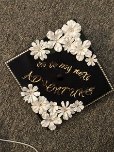 On to my next adventure. You are in the right place about DIY Graduation food Here we offer you the most be Quotes For Graduation Caps, Graduation Cap Toppers, Graduation Leis, Graduation Cap Designs, Graduation Cap Decoration, Grad Cap, College Graduation, Graduation Photos, Cap College