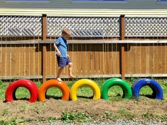 Give the screens some heavy competition with these kid-approved DIY backyard play areas, guaranteed to provide hours of outdoor fun.