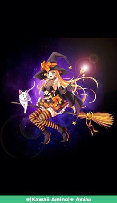 Happy Halloween 2013 by on DeviantArt Sailor Moon Halloween, Anime Halloween, Halloween 2013, Happy Halloween, Sailor Moon Fan Art, Sailor Moon Crystal, Anime Witch, Black Butler Characters, Moon Pictures