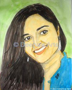 Water colouring actress Manju Warrier https://www.youtube.com/watch?v=CPpJJIouAtU