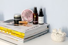 Vegan cosmetics for the bedside table *ONCE UPON A CREAM | Vegan Beauty Blog*