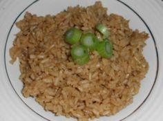 Spanish Rice low sodium instant