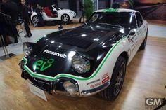 トヨタ2000GTがソーラーEV車に生まれ変わる!#car #toyota #2000GT #ev