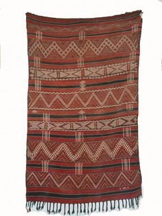 MOROCCAN BERBER KILIM de la boutique timitar sur Etsy Moroccan Berber Rug, Berber Carpet, Rugs On Carpet, Bohemian Rug, Homemade, Traditional, Vintage, Trending Outfits, Etsy