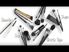 How to Choose, Use, and Clean makeup brushes