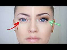 3 Minute Makeup for Hooded Eyes - Work Appropriate | Stephanie Lange - YouTube