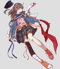 小杏の怪怪服裝(正) Manga Art, Anime Art, Sad Art, Ensemble Stars, Pretty Art, Funny Cute, Kawaii Anime, Anime Characters, Chibi