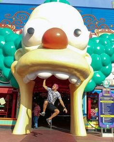 Uou! Orlando, Fair Grounds, Disney, Lisbon, Orlando Florida, Disney Art