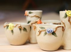 Cerâmica, pottery, flowers, flores, ramos