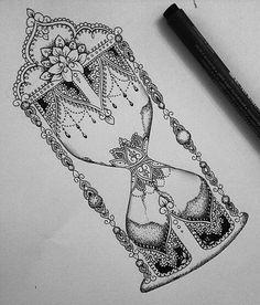 Картинка с тегом «tattoo, art, and drawing»