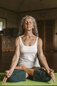 Myra Lewin's Ayurvedic journey - Hale Pule Ayurveda and Yoga Yoga Inspiration, Fitness Inspiration, Yoga Fitness, Pure Yoga, Yoga Mode, Woman Yoga, Ayurveda Yoga, Ageless Beauty, Wise Women