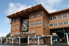 Go see the Tacoma Rainiers play at Cheney Stadium!