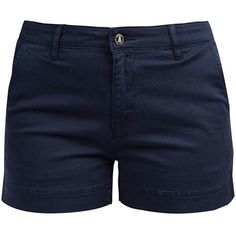 Women's Barbour Harewood Shorts - Navy ($88) ❤ liked on Polyvore featuring shorts, bottoms, pants, short, pocket shorts, oxford shorts, navy oxfords, navy blue oxfords and barbour