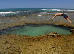 Arrecifes de Puerto Viejo de Talamanca, Costa Rica