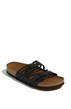 2a9e6cd54 Birkenstock  Granada  Soft Footbed Oiled Leather Sandal at