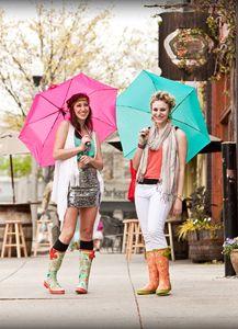 Jessica Swift - Rainboots