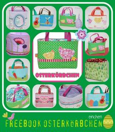 Doppelnaht: ostern - last minute Learn To Sew, How To Make, Coloring Easter Eggs, Last Minute, Bago, Easter Crafts, Purses And Bags, Bunny, Tote Bag
