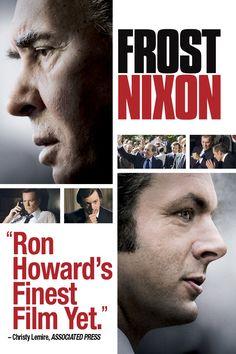 """Crítica de """"Frost/Nixon"""" para o site Rock In Press."""
