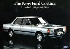 1980 Ford Cortina MkV brochure