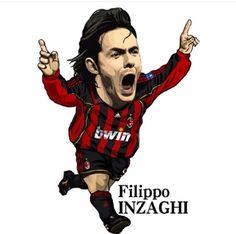 """Filippo """"Pippo"""" Inzaghi"""