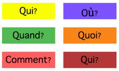 This French reading strategy can help me assess my students' reading comprehension skills by seeing what they highlight for each color-coded category. Reading Comprehension Skills, Reading Strategies, Reading Skills, Teaching French, Teaching Spanish, French Practice, World Language Classroom, French For Beginners, Core French