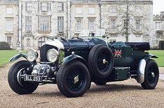 1928 Blower Bentley