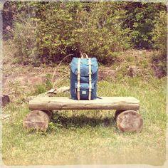 登山やレジャーにも大活躍してくれるHerschelSupply/ハーシェルサプライのバックパック Little America!  #HerschelSupply #ハーシェルサプライ #バックパック #リュック #バッグ #限定 #コットン #登山 #山登り #アウトドア
