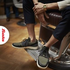 Bata Personal Stylist is back to show us that sometimes, greatness is under your nose. You just have to look. Bata Shoes, Men's Shoes, Dance Shoes, Peach Fuzz, Green Sneakers, Personal Stylist, Stylists, That Look, Fashion