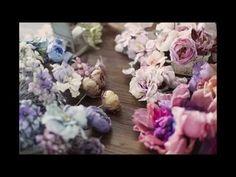 2015北京春季染色花作品 - YouTube