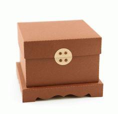 Silhouette Online Store - View Design #46153: 3d lori whitlock decorative box
