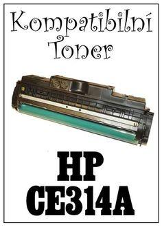 Kompatibilní toner HP 126A / HP CE314A za bezva cenu 1149 Kč