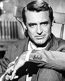 Before George Clooney, there was Carey Grant.