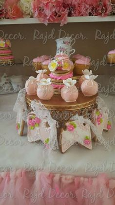 It's Par-Tea Time for a little Princess that's Brewing    CatchMyParty.com