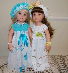 Мои малышки / Куклы Gotz - коллекционные и игровые Готц / Бэйбики. Куклы фото. Одежда для кукол