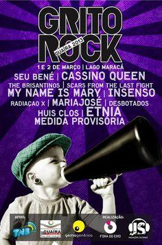 GRITO ROCK GUAÍRA 2013