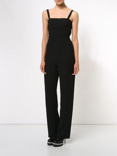 T By Alexander Wang cut-out back jumpsuit