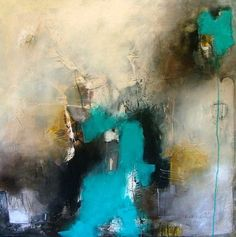 "Saatchi Online Artist: Michaela Steinacher; Acrylic, Painting ""the journey is the reward"""