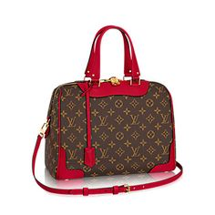 Retiro Monogram Canvas - Handbags   LOUIS VUITTON